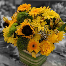 Sunshine by THe Bloom Closet Florist in Martinez GA