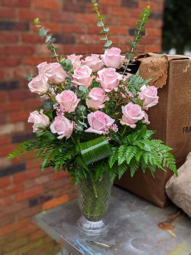 The Bloom Closet's 2 Dozen Roses