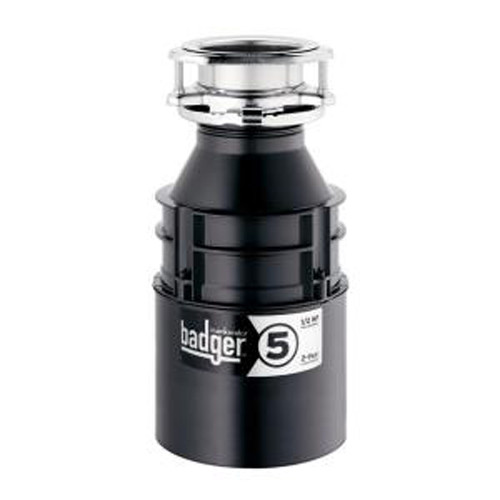InSinkErator Badger 5 1/2 HP Food Waste Disposer