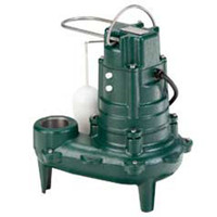 Zoeller M267 Waste-Mate Sewage Pump