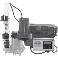 Zoeller 508-0007 - Aquanot Battery Backup Sump Pump System