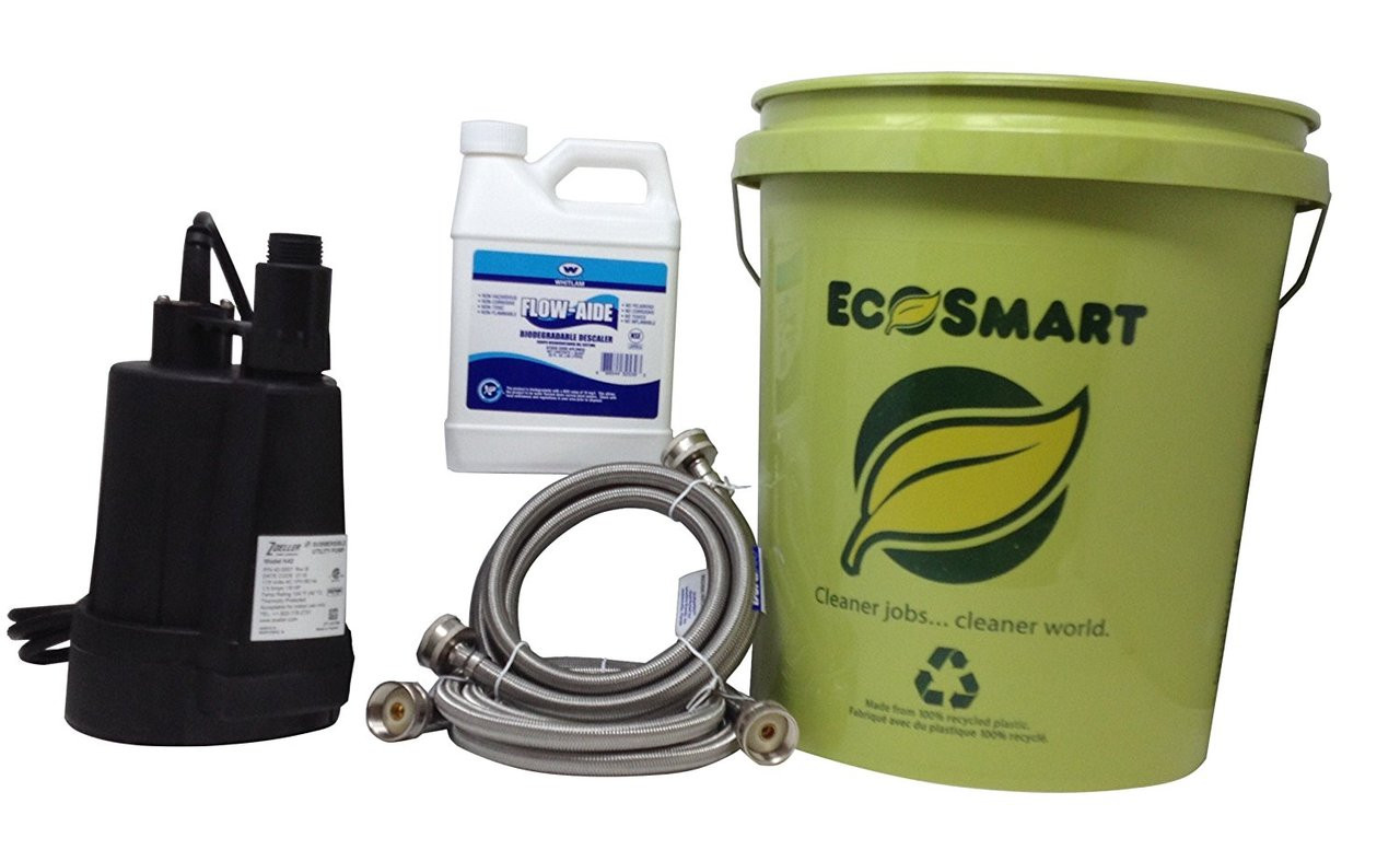 Tankless Water Heater Cleaning Kit