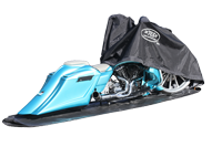 Custom Big Wheeled Bagger