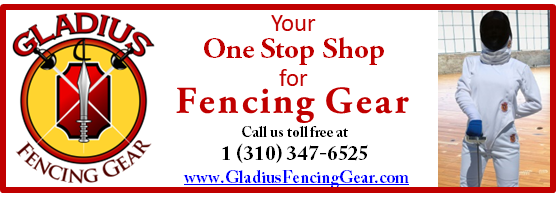 Gladius Fencing Gear - online sports fencing equipment