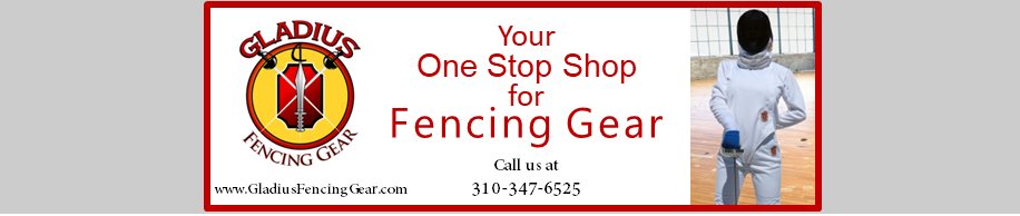 Gladius Fencing Gear Online Sports Fencing Equipment