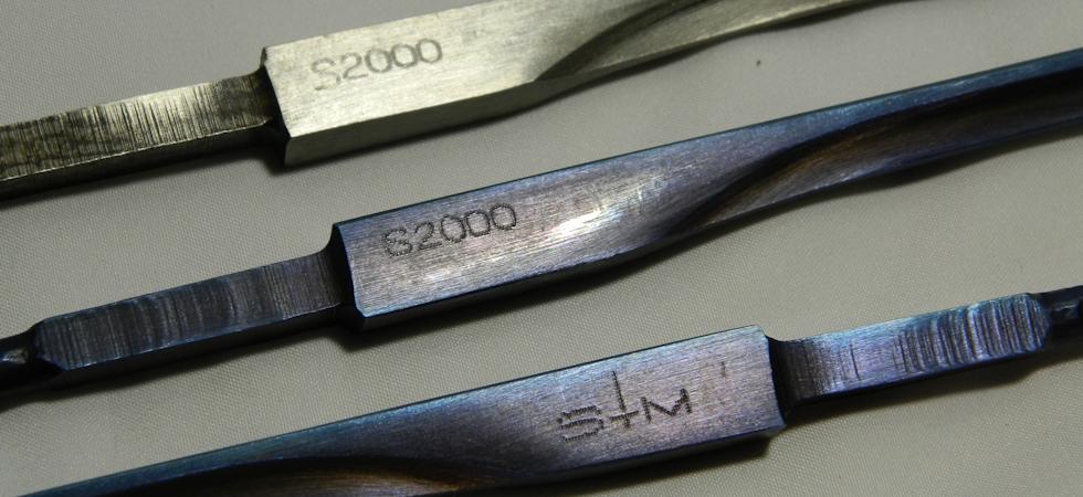 StM Saber Blades