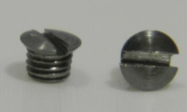 FWF Foil Screws (x2)