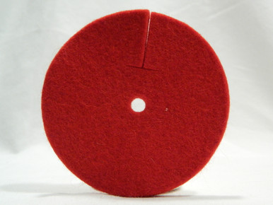 Foil Fleece Guard Pad (Red).  These pads come in a variety of colors.