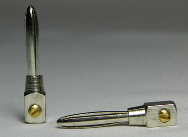 Plug Pin, 3mm Replacement plug for Foil body cord