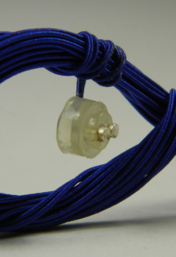 Standard (French) Wire with Contact, Cotton insulation