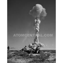 Marines charge bomb Exhibit Photo