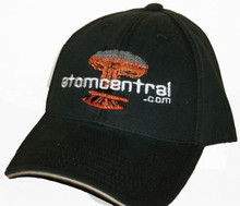 AtomCentral Atomic Bomb Cap