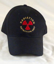Radiation Detection Unit Cap