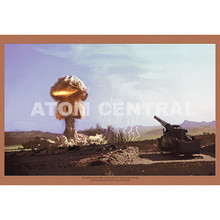 Atomic Cannon - Limited Signed Edition ATOM BOMB
