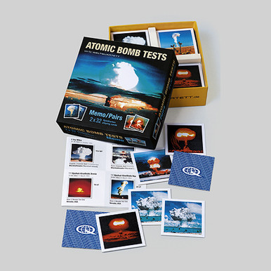 Atomic Bomb Tests Memory Game