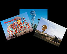 Atomic Bomb Postcard Set