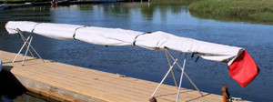 Boat Cover #7 - 22ft to 26ft Length