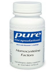 Homocysteine Factors 60ct
