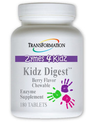 Kidz Digest Chewable Enzymes