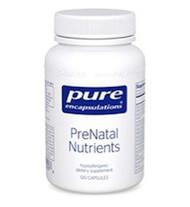 PreNatal Nutrients (120 capsules)
