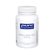 Alpha Lipoic Acid 600 mg (60ct)