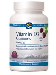 Vitamin D3 Gummies (60ct)