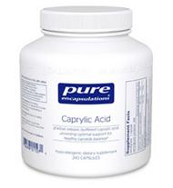 Caprylic Acid  (240 VCaps)