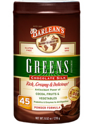 Greens Chocolate Silk 9.52 OZ
