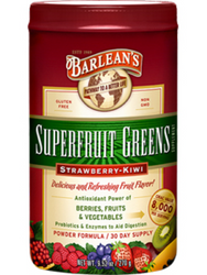 Superfruit Greens Straw-Kiwi 9.52 oz