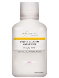Liquid Calcium Magnesium 1:1  Berry 16oz