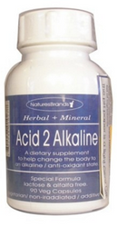 Acid To Alkaline 90c (PH Strips Provided)