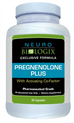 Pregnenolone Plus 40mg (60 capsules)