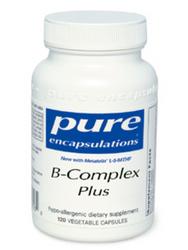 B-Complex Plus (120 vegcaps)