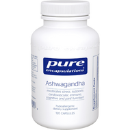 Ashwagandha 500 mg (120ct)