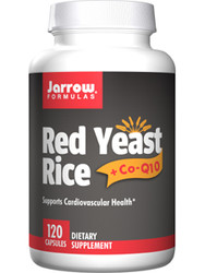 Red Yeast Rice + Co-Q10 (120ct)