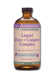 Zinc + Copper Complex (8oz)
