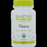 Neem, Organic (90ct)