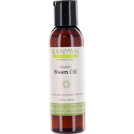 Neem Oil (Certified Organic) 4 oz