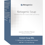 Ketogenic Soup Savory Chicken 7 pkts