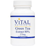 Green Tea Extract 275 mg (120ct)
