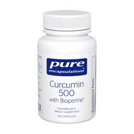 Curcumin 500 with Bioperine (60ct)