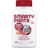 Kids Cherry Berry Gummies (120ct)