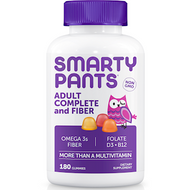 Adult Complete + Fiber Gummies (180ct)