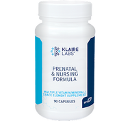 Prenatal and Nursing Formula (90CT)
