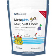 MetaKids Multi Soft Chew Grape 60 chews