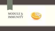 Module #3 - Immunity (33:11)