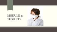 Module #4 - Toxicity (30:42)