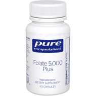 Folate 5,000 Plus (60ct)