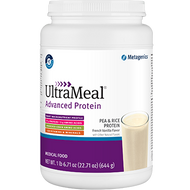 UltraMeal Advanced Protein (644g) French Vanilla