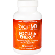 Focus and Energy (120ct)